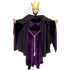 ladies evil queen sleeping beauty costume size 10 12 complete