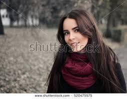 dark haired women beautiful darkhaired woman stock photo 520475575 shutterstock