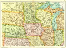 usa map with states usa physical features map 1200px columbiarivermap on map of