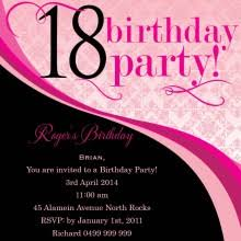 adults birthday party invitations from impressive invitations