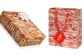 bacon wrapping paper 5 s day gift ideas by mankind unplugged details style syndicate