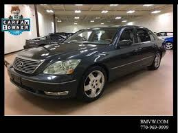 2006 lexus is250 for sale by owner 2006 lexus ls 430 for sale carsforsale com
