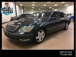 lexus ls 430 for sale by owner lexus ls 430 for sale carsforsale com