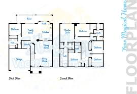 property floor plans windsor hills home rental sunny haven 6br