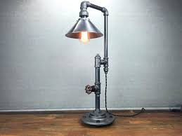 Edison Bulb Floor Lamp Floor Lamps Pipe Fitter Modern Industrial Floor Lamp Industrial