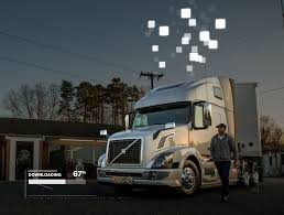 what is the latest volvo commercial about mack volvo announce over the air system updates for new models