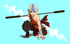 aang avatar airbender 2 wallpaper anime wallpapers