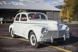 classic peugeot 1950 peugeot 203 203 berline découvrable classic driver market