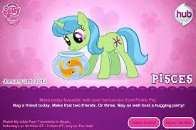 Pisces Meme - pisces ponyscope my little pony friendship is magic know your