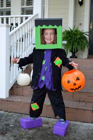 halloween costumes for kids pumpkin kid u0027s halloween costume frankenstein parents scholastic com