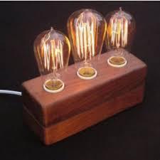 Edison Bulb Table L Des Idées à Réaliser à L Atelier Mon Atelier En Ville Lighting