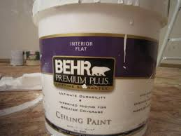 Behr Home Decorators Collection Diy Tissue Paper Ceiling Hides Everything Oooh I Could