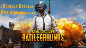 pubg release date pubg gamescom console release date announcement youtube