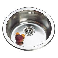 Project Sink Insert Round Xmm PR B  Round Bunnings - Bunnings kitchen sinks