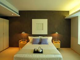 bedroom interior design ideas with well creative color minimalist