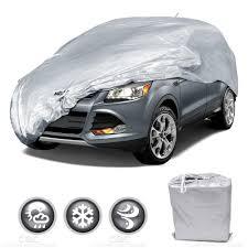 motor trend full car cover waterproof uv resistant for toyota rav4