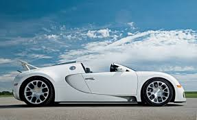 white bugatti veyron supersport beautiful white bugatti veyron grand sport side view supercars