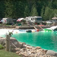 canadian man builds enormous pool in backyard popsugar home