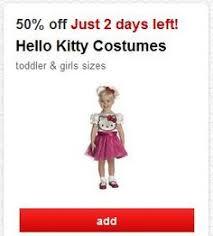 Target Hello Kitty Toaster Target Cartwheel 50 Off Hello Kitty Kitchen 31 99 After