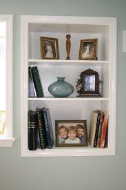L Bracket Bookshelf Astounding Flat Apartment Ideas Small Home Library White