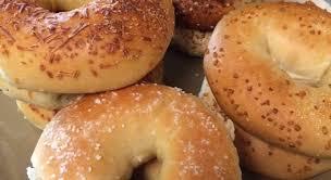 Seeking Bagel Bagels Richmond Cupertino S Ny Bagels
