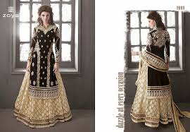 ladies wear designer dresses by saha couture for winter 2015