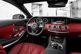 2015 mercedes s class interior 2015 mercedes s class coupe shifts gears towards u s market