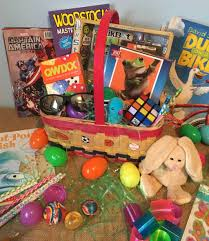 candy basket ideas a sugar free easter non candy easter basket ideas