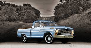 Ford Old Pickup Truck - old 1970 ford f100 pick up by vamphire on deviantart
