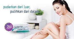 Salep Dermatix mederma