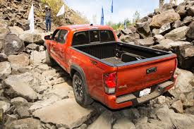 nissan frontier pickup bed size 10 most important changes to the 2016 toyota tacoma motor trend