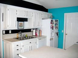 How To Paint My Kitchen Cabinets White Beautiful How To Paint Stained Kitchen Cabinets White And Painted