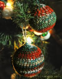crochet ornaments mellie blossom