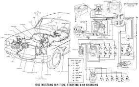 2000 ford mustang parts wiring diagram for 2000 ford mustang the wiring diagram