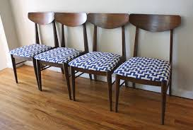 Recovering Dining Room Chair Cushions Mid Century Modern Dining Chair Seat Cushions Surripui Net