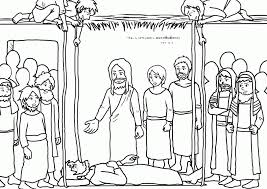 miracles of jesus coloring pages free desktop coloring miracles of