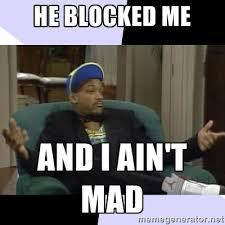 I Aint Mad Meme - blocked memes image memes at relatably com