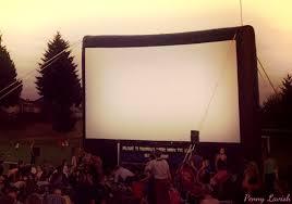 free outdoor movies at the shops at morgan crossing in surrey