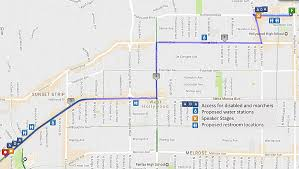 La Traffic Map Your Big Traffic Jam Guide For Pride And Resistmarch