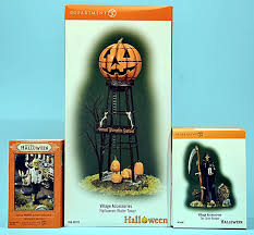scale model news spooky miniatures for halloween displays
