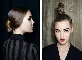 Trendige Hochsteckfrisurenen F Mittellange Haare by 25 Trendige Frisuren Für Winter Lange Haare Sind In
