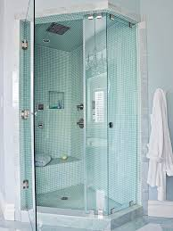 showers ideas small bathrooms small bathroom showers better homes gardens