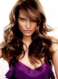 feather cut hairstyles pictures long lightly layered bangs hair style from 20 feather cut hairstyles