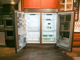 Glass Door Refrigerator Freezer For Home Behold The Glittering Large Appliances Of The 2017 Kitchen And