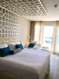 amare hotel marbella review how to spend 48 hours in marbella the bedroom opens on to a small private balcony with a table and chairs with views overlooking the hotel s swimming pool and beach