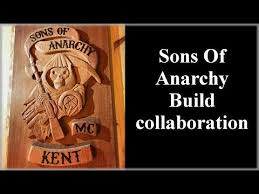 Sons Of Anarchy Meeting Table Sons Of Anarchy Collaboration Build