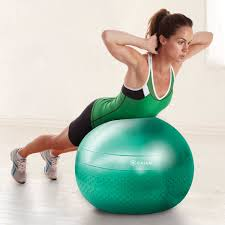 Pilates Ball Chair Size by Total Body Balance Ball Kit Gaiam