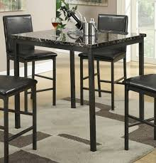 kitchen grey marble dining table and chairs kitchen table sets