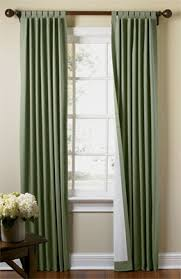 Curtains With Thermal Backing Insulated Curtains Tab Top Tab Top Insulating Curtains Orvis