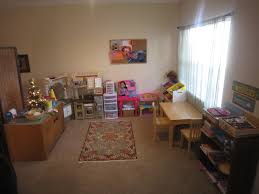 use your dining room for playroom attached to parenting
